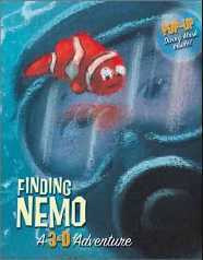 Disney/Pixar: Finding Nemo : A 3-D Adventure