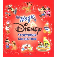 The Magic of Disney Storybook Collection