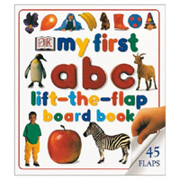 My First Lift-the-flap Abc Board Book