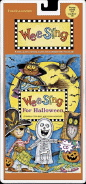 Wee Sing for Halloween with Book & CD