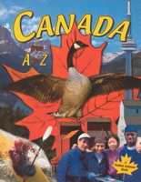 Canada from A to Z (Alphabasics Series)