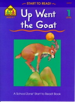 Up Went the Goat - level 1
