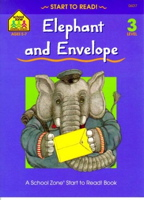 Elephant and Envelope - level 3 (Start to Read! Series)