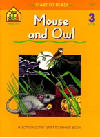 Mouse and Owl ( (Start to Read! Series Level 3)