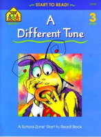 A Different Tune - level 3 (Start to Read Series)