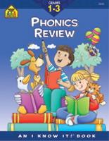 Phonics: Blends?Phonics Review G1-3(Phonics Deluxe)