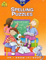 Spelling Puzzles: Grade 3-4 (An I Know It! Books)