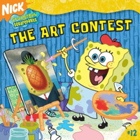The Art Contest: No Cheating Allowed! (Spongebob Squarepants (8x8))