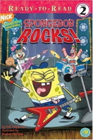 SpongeBob Rocks! (Spongebob Squarepants Ready-to-Read)