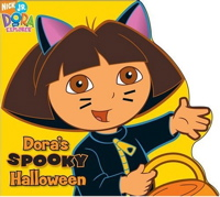 Dora's Spooky Halloween (Dora the Explorer)