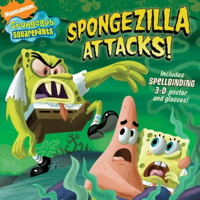 Spongezilla Attacks! (Spongebob Squarepants)