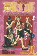 One Piece, Volume 11: The Meanest Man in the East