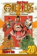 One Piece, Volume 20: Showdown at Alubarna