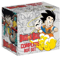 Dragon Ball Box Set (Volumes 1-16)