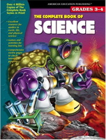 The Complete Book of Science, Grades 3-4 (Complete Book of)