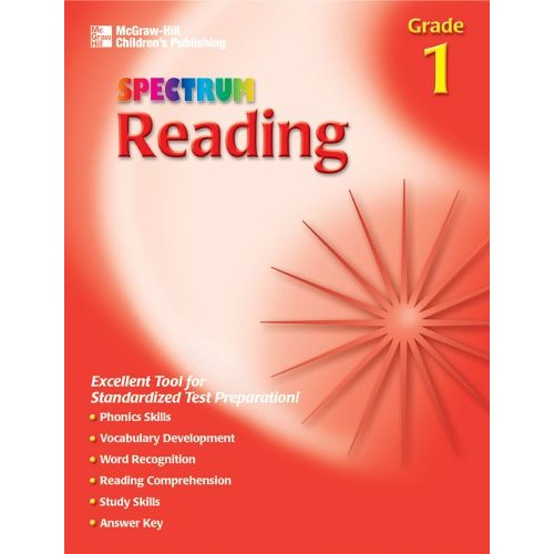 Spectrum Reading 1 (McGraw-Hill Learning Materials Spectrum)