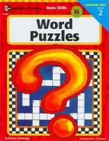 Word Puzzles: Grade 2 (Basic Skills)