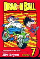 Dragon Ball, Volume 7