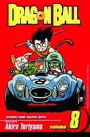 Dragon Ball, Volume 8