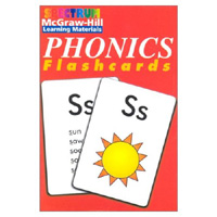 Phonics (Spectrum Flashcards)