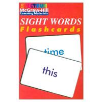Sight Words (Spectrum Flashcards)