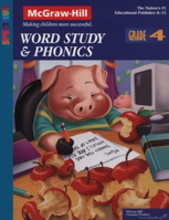Spectrum Series Word Study and Phonics: Grade 4