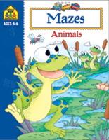 Mazes Animals Activity Zone