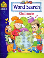 Word Search Challenges Activity Zone