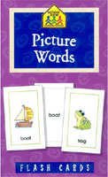 Picture Words: Ages 4-6