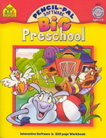 Preschool (Big Pancil-Pal Software & Workbooks)