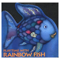 Playtime with Rainbow Fish Board