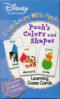 Colors & Shapes (Pooh's Learning Game Cards)