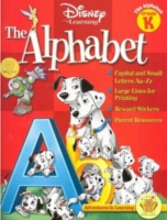 The Alphabet: Grade K (Disney Workbooks)