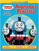 Thomas & Friends Alphabet Practice