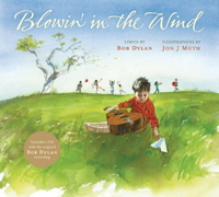 Blowin' in the Wind [With CD]