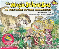 The Magic School Bus in the Time of the Dinosaur