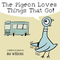 The Pigeon Loves Things That Go!