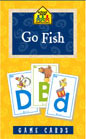 Go Fish: Game Cards