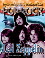 Led Zeppelin (Popular Rock Superstars of Yesterday and Today)