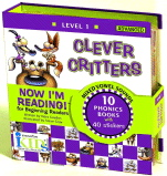 Clever Critters ( Now I'm Reading!: Level 1 )