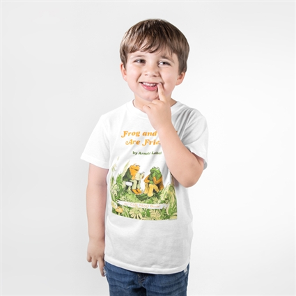 Frog and Toad Are Friends Kids' Tee