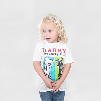 Harry the Dirty Dog Kids' Tee