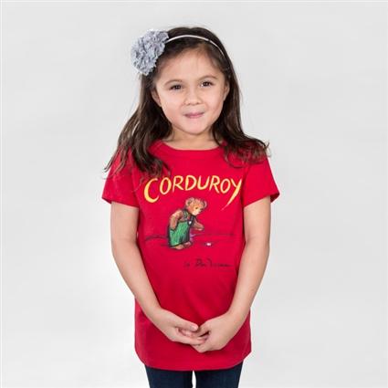 Corduroy Kids' Tee