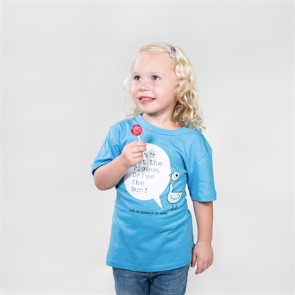 Don't Let the Pigeon Drive the Bus! Kids' Tee