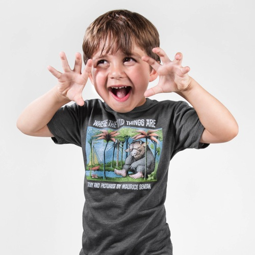 Where the Wild Things Are Kids' Tee