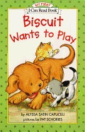 Biscuit Wants to Play ( My First I Can Read - Level Pre1 )