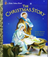 The Christmas Story ( Little Golden Book )