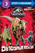 Dinosaur Rescue! (Jurassic World: Fallen Kingdom) ( Step Into Reading - Level 3 )
