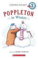 Poppleton in Winter ( Scholastic Reader - Level 3 )