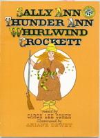 Sally Ann Thunder Ann Whirlwind Crockett